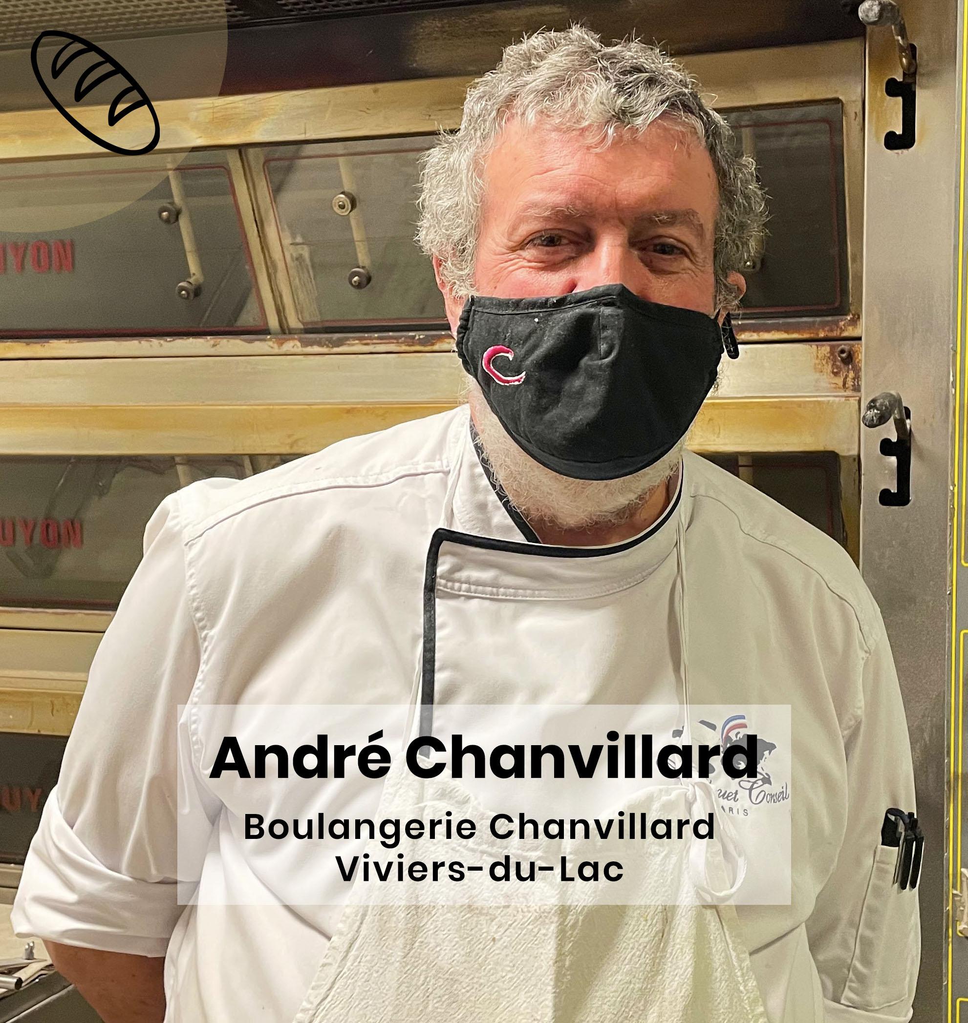 André Chanvillard, Maison Chanvillard